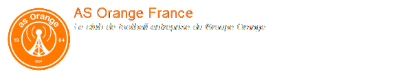 AS Orange France - Football Entreprise