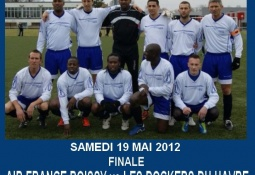 AIR FRANCE Roissy - Port du Havre (19 mai à Senlis)