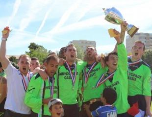Cassis Champion de France