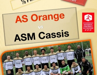 AS ORANGE vs ASM Cassis