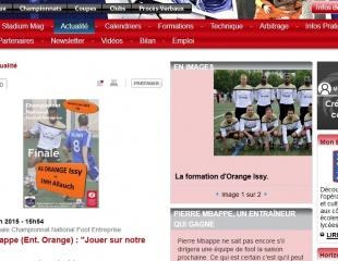 La finale du CN vue par la Ligue de Paris