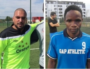 Nouveaux : Mehdi et Mamoudou