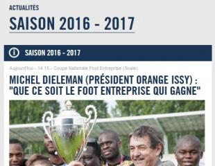 Finale de la Coupe Nationale : la Ligue de Paris en parle  !
