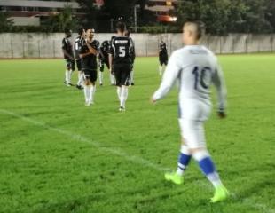 Match amical à Villemomble : défaite positive !